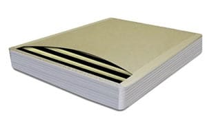 Bed foundation - ideal for many mattress types