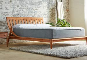 the aviya mattress from the side
