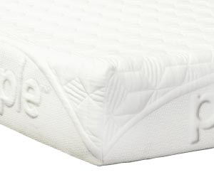 the cover of our purple mattress review