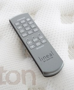 The Lineal remote is elegant