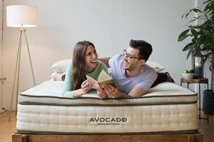 Avocado Green Mattress Review: Latex + Springs = Love?