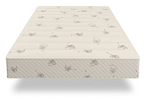 the harmonybed mattress from the front