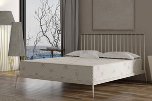 the satrabeds harmonybed reviewed in a room with nice view