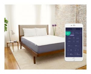the eight sleep smart mattress with remote