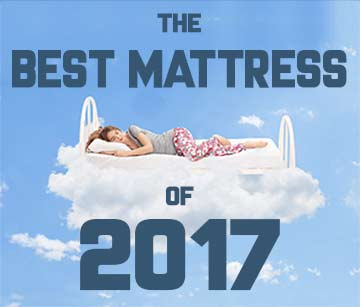 Review of the best mattresses of 2017