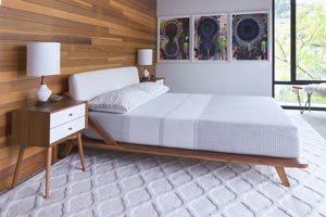 the 2920 mattress from the side