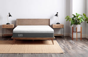 the kaya bed reviewed in another room